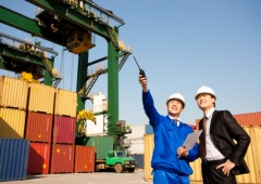 китай, контейнерный порт, грузооборот, импорт из кнр, экспорт