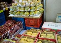 овощи, фрукты, китай
