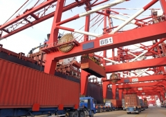 контейнерный терминал циндао