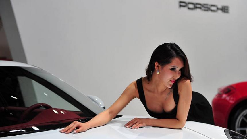luxury car china, autoshow china