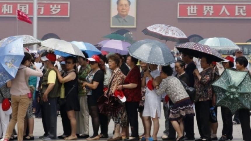 китайские туристы, chinese tourists