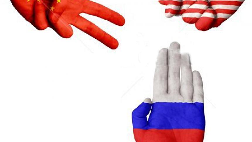 китай, россия, геополитика, сша, крым, нато
