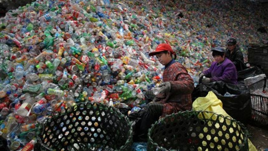 garbage, china, environment, waste treatment market