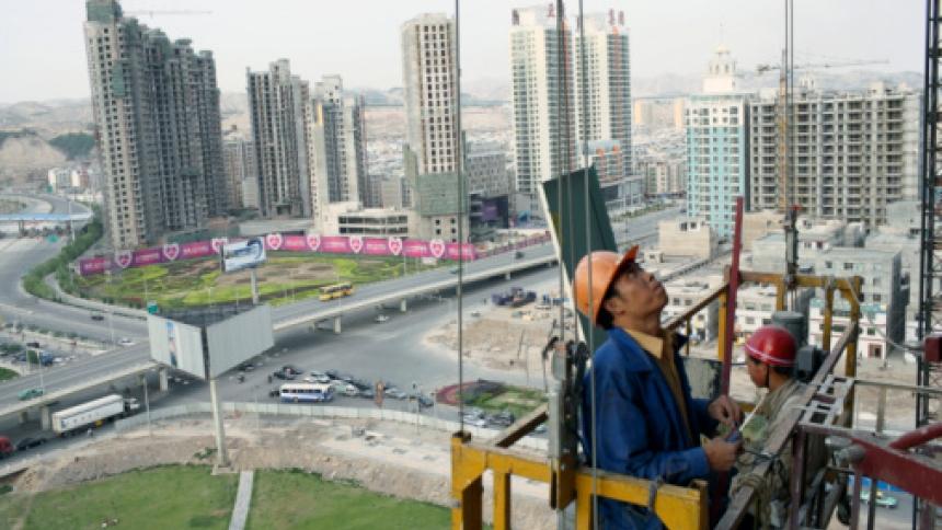 китай, строительство, жилье, ипотека, россия, кредит