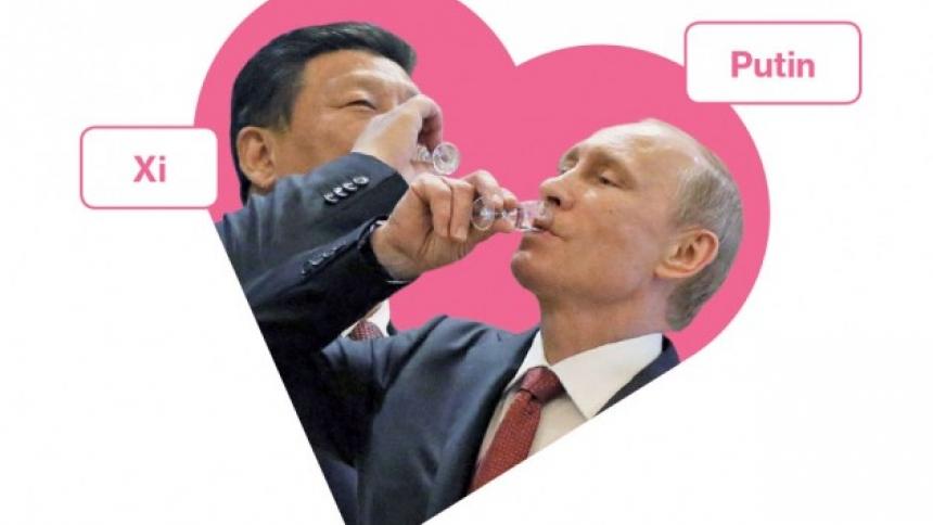 инвестиции китай россия