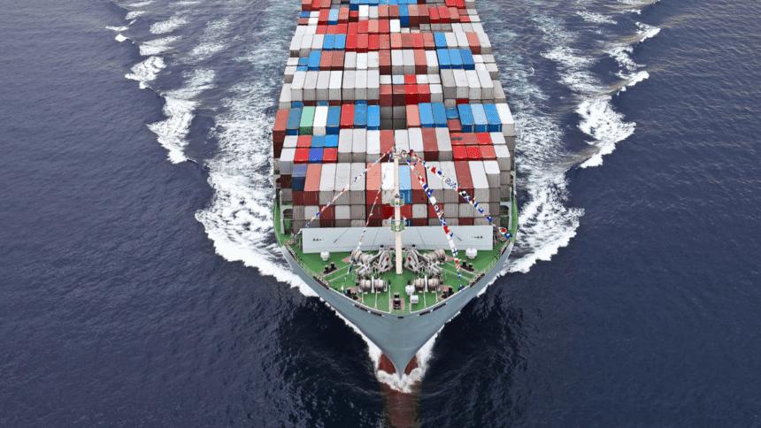 KTZ впервые доставила полипропилен из Туркмении в Циндао через Каспий