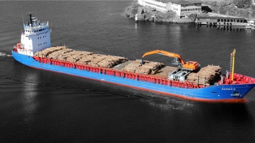 для копрограммы фрахт 1 тонны зерна морским судном материал