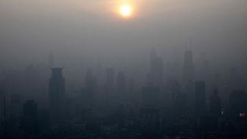 экология, китай, загрязнение окружающей среды, экологические проблемы китай