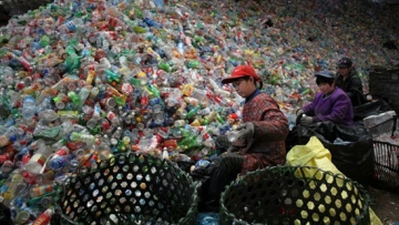 garbage, china, environment, waste treatment market