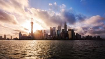 китай, зона свободной торговли, ваохунцяо, шанхай, пудун