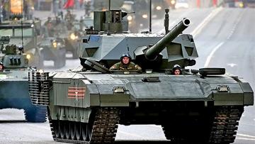 """Китай купит у России танки """"Армата"""""""