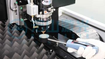 станок  для лазерной резки из нержавеющей стали