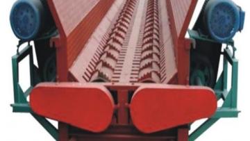 Желобчатые станки для лущения древесины