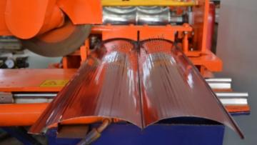 Станки для производства профлиста LM400-500