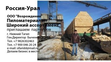 Уральский лес!