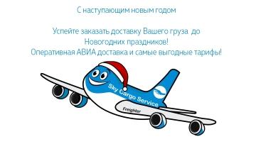 Sky Cargo Service - Оперативная АВИА доставка по всему миру!