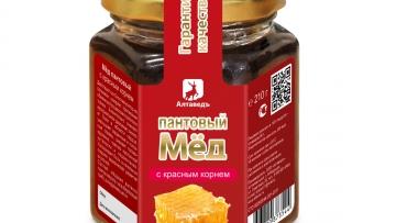 """Пантовый мед """"Eco Altay2"""