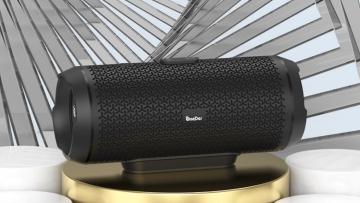 Wireless Bluetooth Portable Speakers with no brand logo Markco, 10W