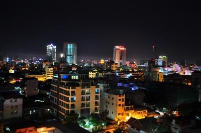 Китай построит вКамбодже самые высокие башни-близнецы вмире